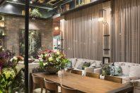 Casa Cor 2017 – Cozinha Funcional Santa Cruz acabamentos, com Gabriela Azeredo